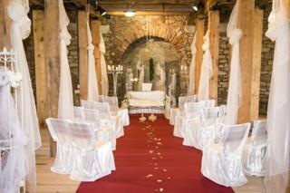 Hochzeitsdekoration Soleturm © Foto Video Lehmann