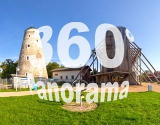 Kunsthof: 360° Panorama © Erlebnisland Sachsen-Anhalt