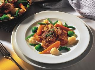Solequell Gastronomie Teller © Preiß