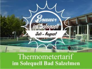 Thermometertarif Juli-August 2018