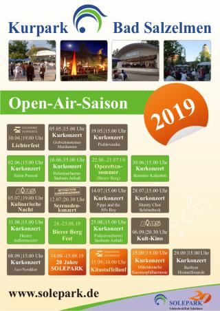 Open-Air-Saison 2019