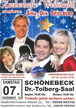 Zauberhafte Weihnacht mit Silke & Dirk Spielberg