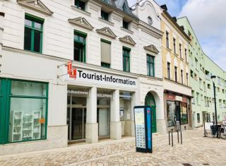 Tourist-Information am Markt