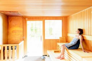 Finnische Sauna © Sam Rey