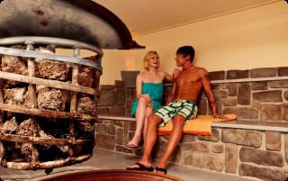 Steinbad Sauna © spaete.com | port01